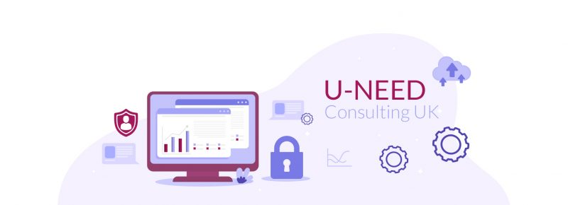 Uneed consulting illustration UK